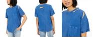 Free People Rubi Ripped T-Shirt