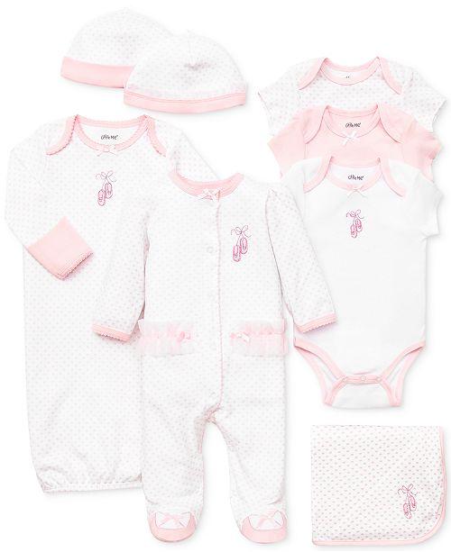 Little Me Baby Girls Prima Ballerina Gift Bundle