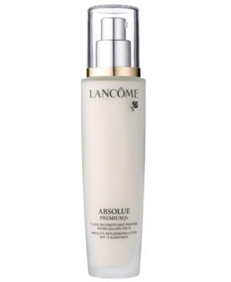 Absolue Premium Bx Replenishing and Rejuvenating Lotion SPF 15 Sunscreen, 2.5 oz