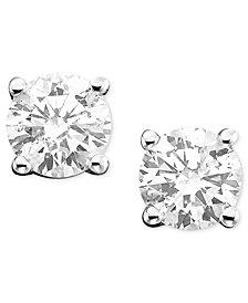 Diamond Stud Earrings  (3/4 ct. t.w.) in 14k White Gold or Gold