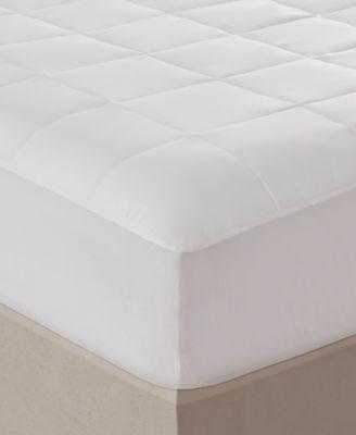 Sleep Philosophy 300 Thread Count Twin Cotton Tencel Filled Mattress Pad
