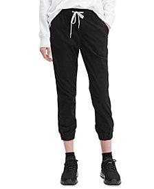 Levi's® Women's Drawstring-Waist Jogging Pants