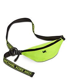 Michael Kors Sport Plus-Size Belt Bag