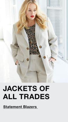Jackets of All Trades, Statement Blazers