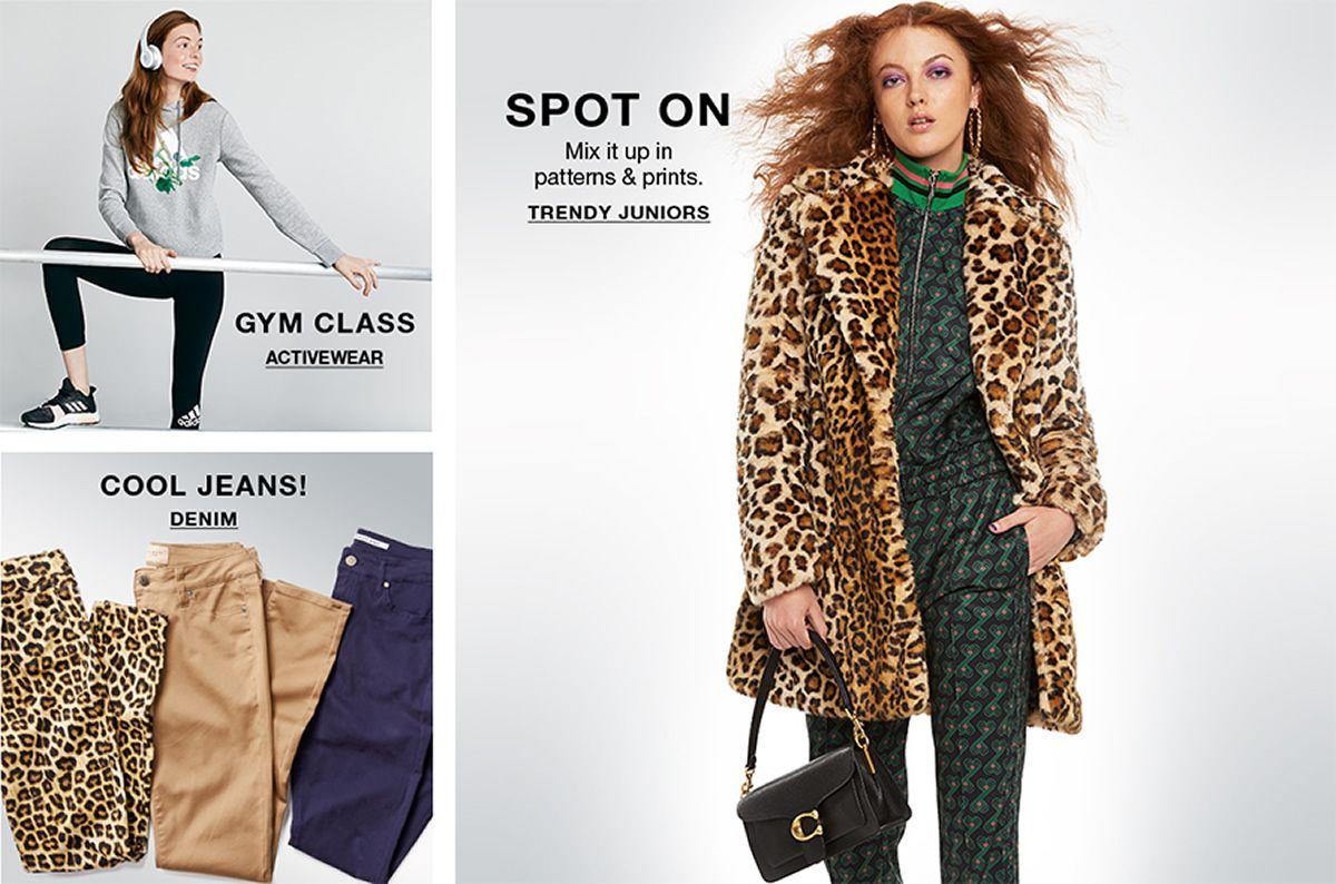 Gym Class, Activewear, Cool Jeans, Denim, Spot On, Trendy Juniors